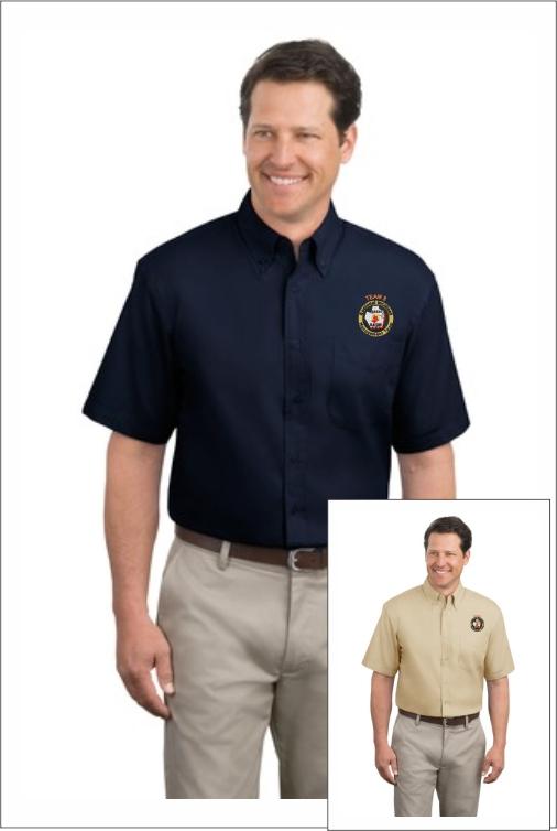 Z0019 Team 3 SS Dress Shirt