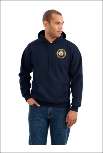 Z0109 NIMT Martin Pullover Hoodie