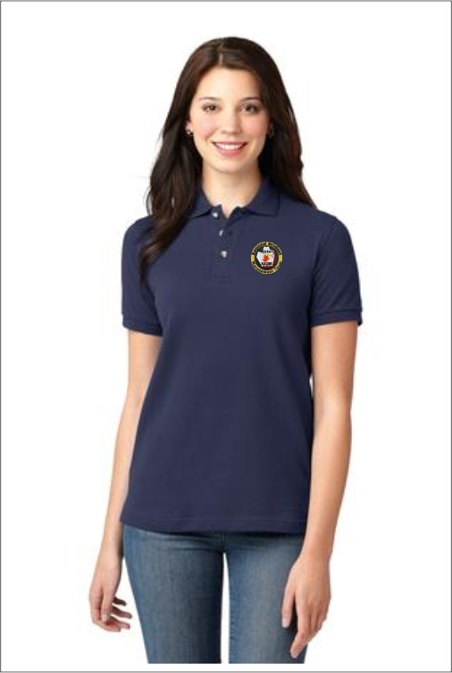 Z0206 Team 6 Ladies Polo