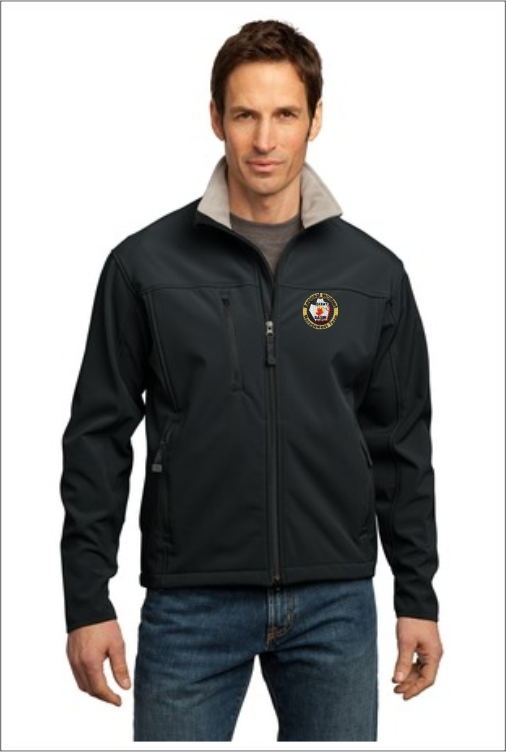 Z0214 Team 6 Soft Shell Jacket