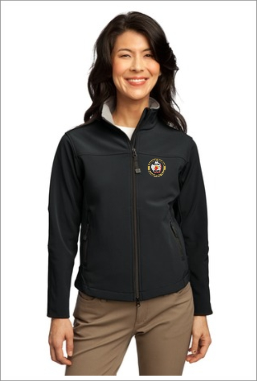 Z0215 Team 6 Ladies Soft Shell Jacket