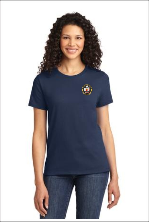 Z0216 Team 6 Ladies Tee Shirt