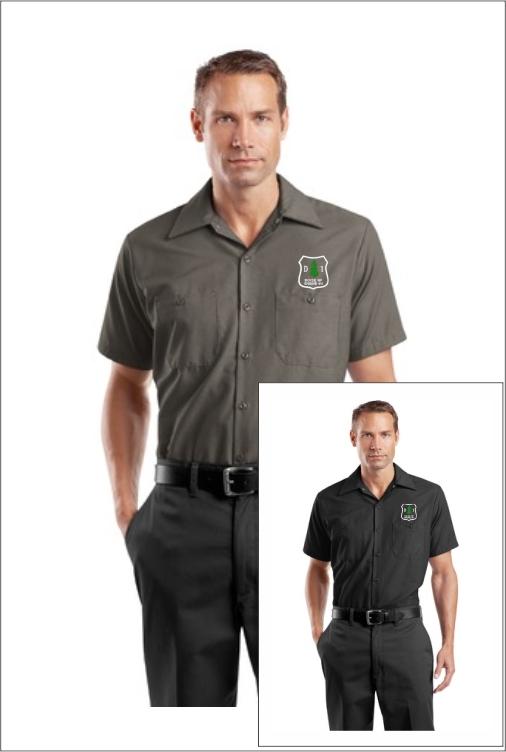 Z0406 BNFD1 Work Shirt