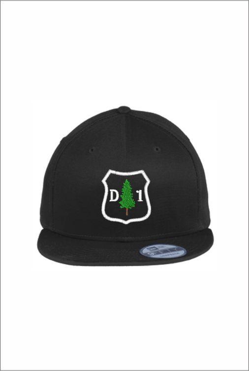 Z0414 BNFD1Flat Bill Snapback Cap