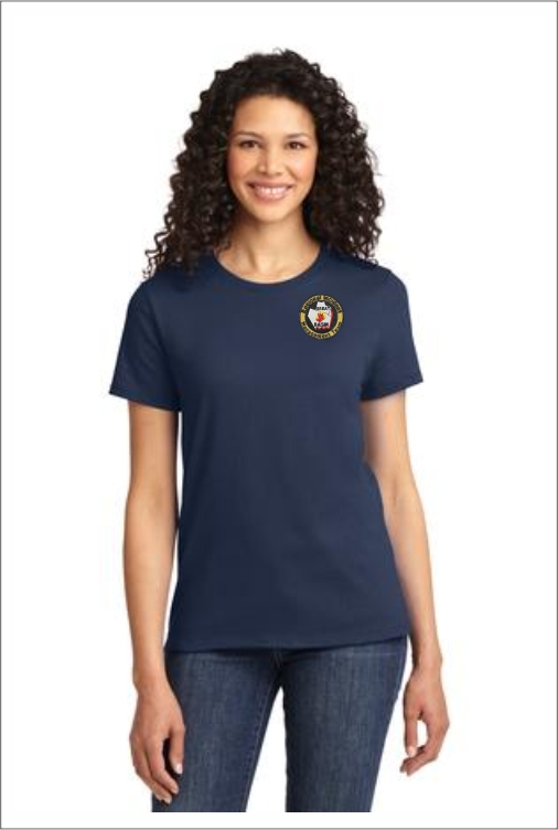 Z0615 GBRIMT Bird Ladies Tee