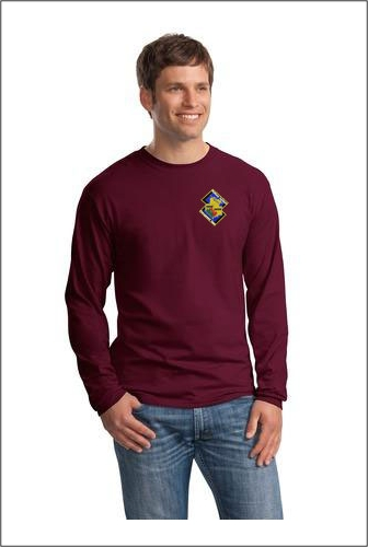 Z0716 GBRIMT Lund Long Sleeve Tee