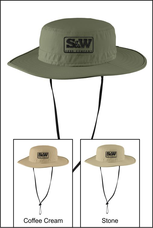Z1011 S&W Outdoor Wide-Brim Hat
