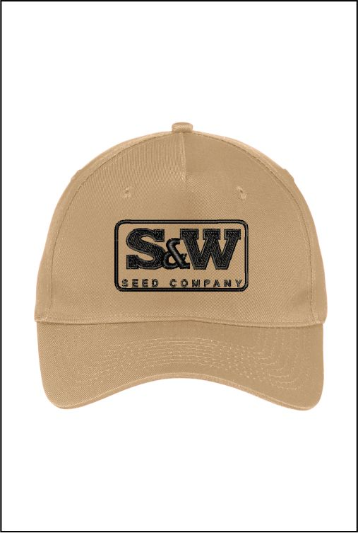 Z1014 S&W Five-Panel Twill Cap