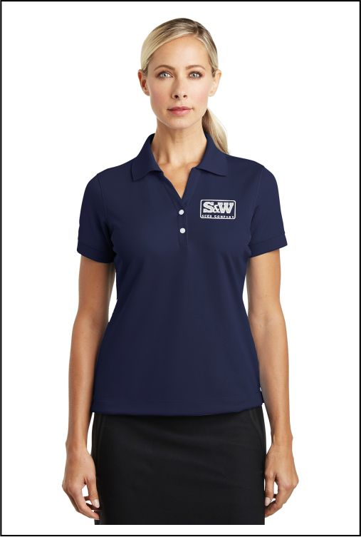 Z1019 Nike Ladies Dri-FIT Classic Polo