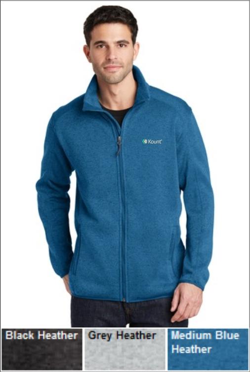 Z1254 Kount Fleece Jacket