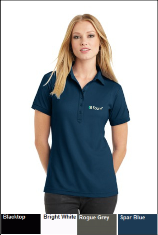 Z1266 Kount Ladies OGIO Jewel Polo