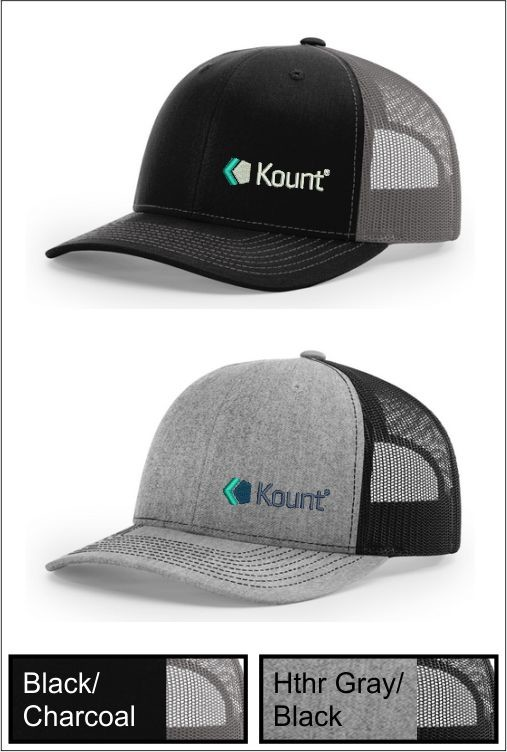 Z1269 Kount Trucker Hat