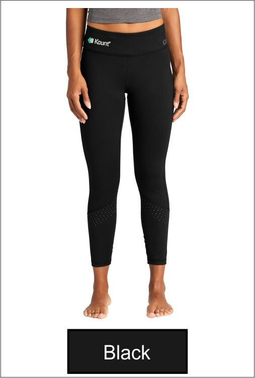 Z1289 OGIO ENDURANCE Ladies Laser Tech Legging