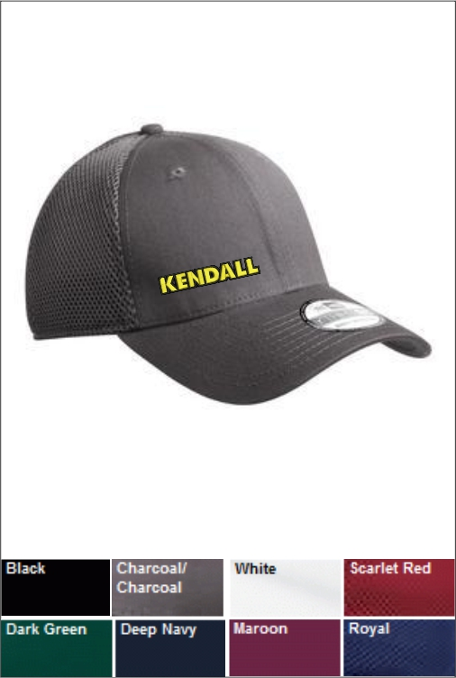 Z1803 Kendall Mesh Back Cap
