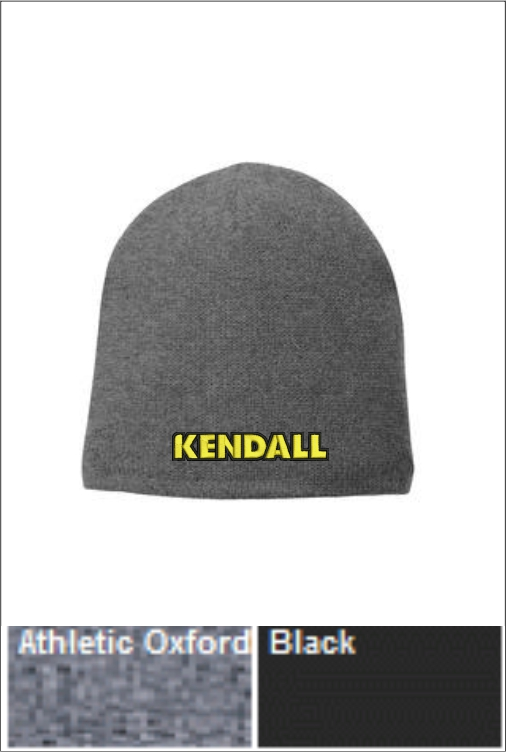 Z1827 Kendall Fleece Lined Beanie