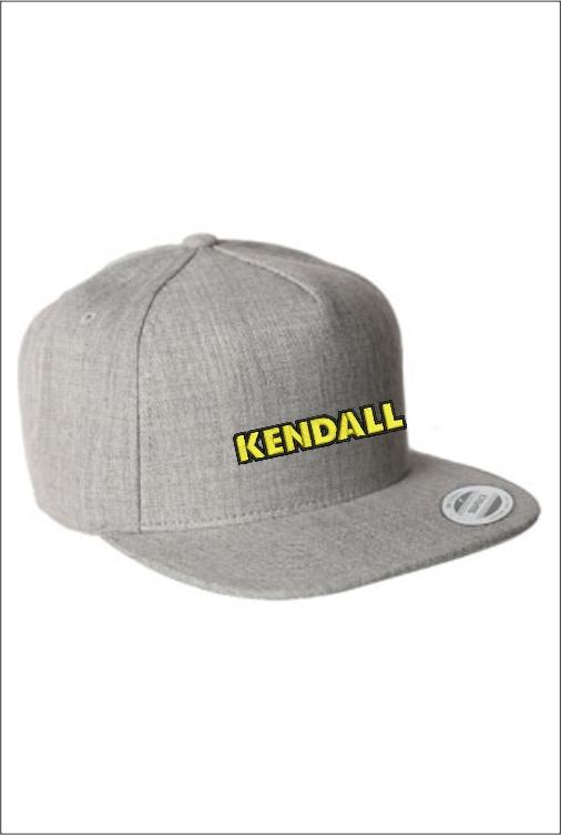 Z1835 Kendall 5 Panel Snapback Cap