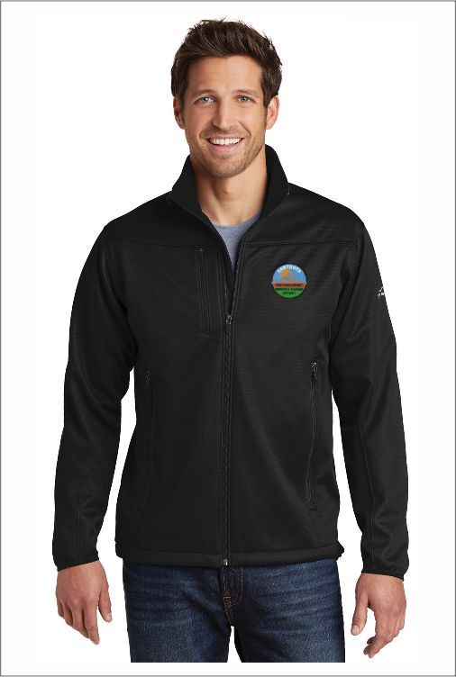 Z1924 SNF Eddie Bauer Weather-Resist Soft Shell Jacket