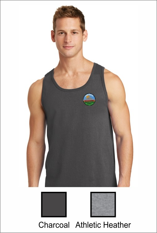 Z1927 SNF Men's Cotton Tank Top