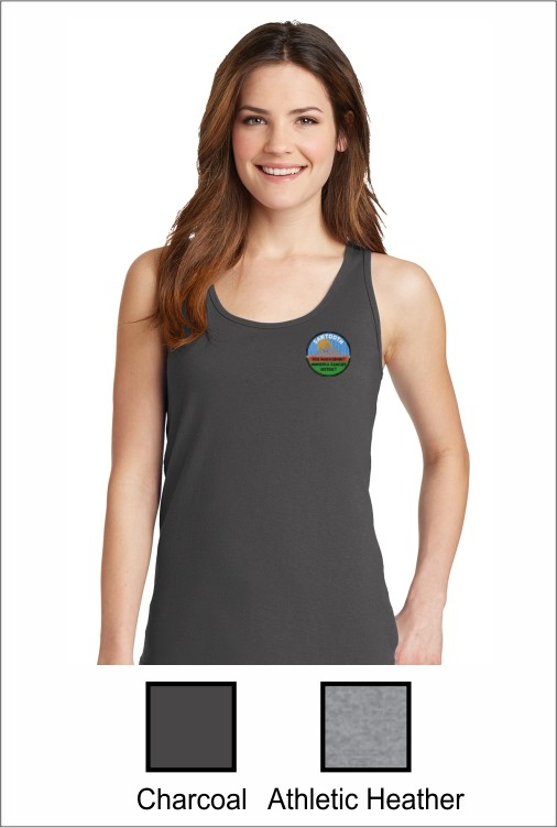 Z1928 SNF Ladies Cotton Tank Top