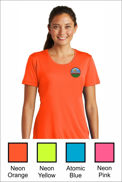 Z1930 SRF Ladies Competitor T-shirt
