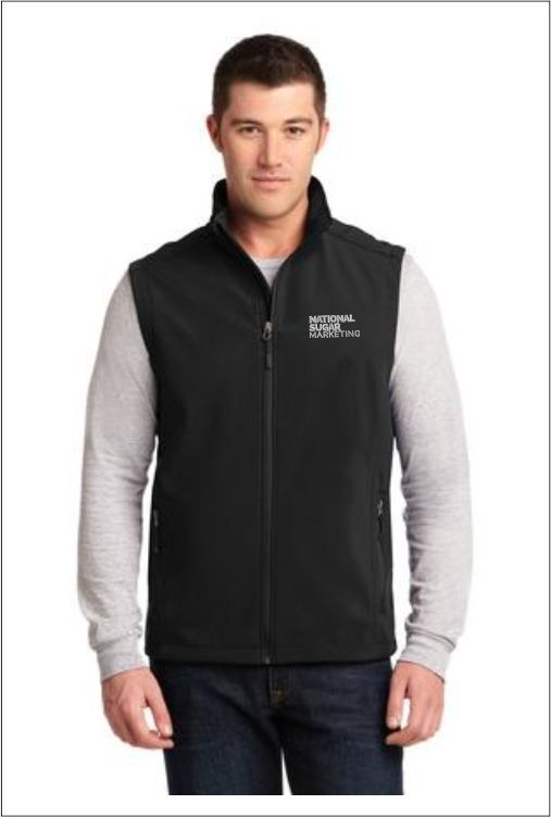 Z2302 NSM Men's Soft Shell Vest
