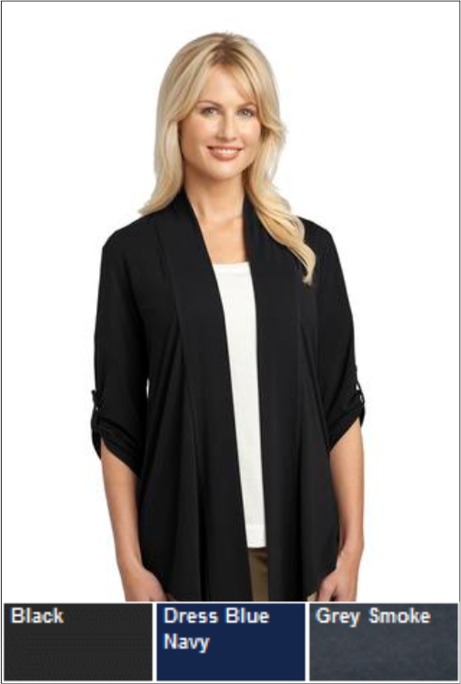 Z2312 NSM Women's Concept Shrug
