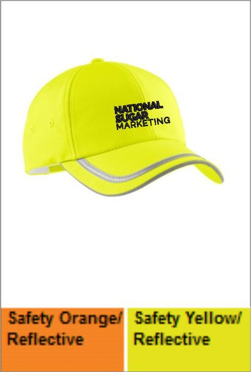 Z2321 NSM Enhanced Visibility Cap