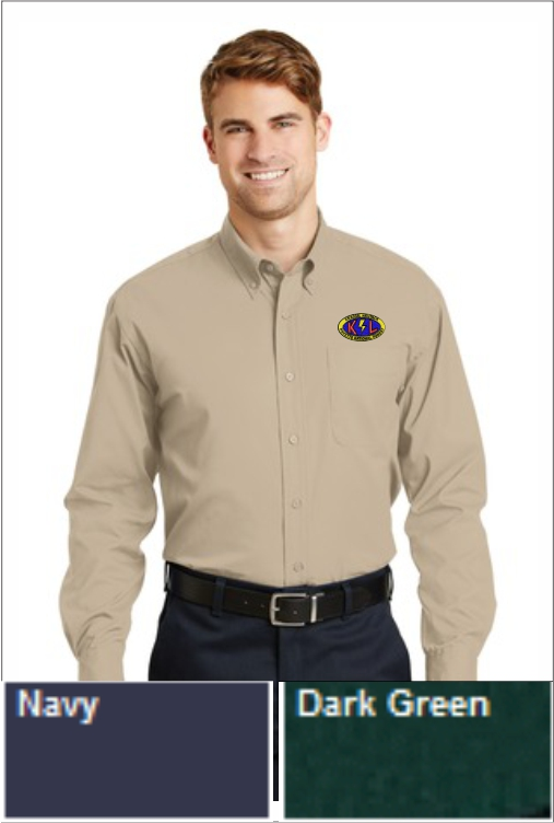 Z2603 PNF-K LS Dress Shirt