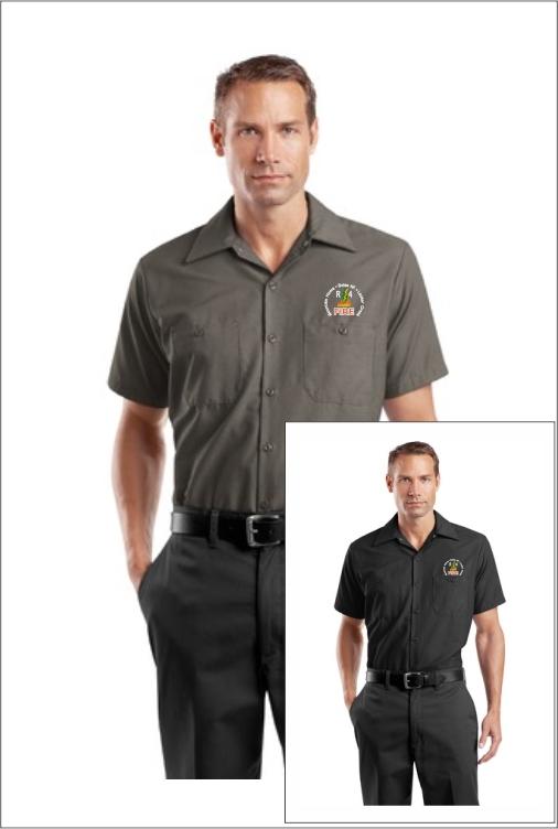 Z2706 E413 Work Shirt