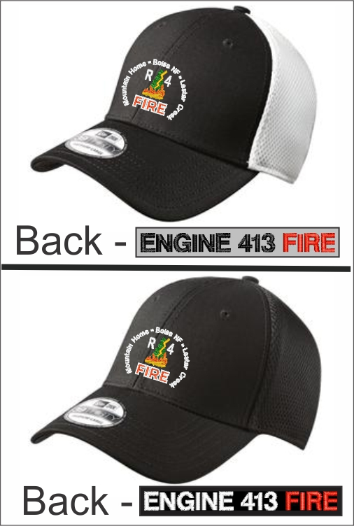 Z2711 E413 NewEra Mesh Back Cap