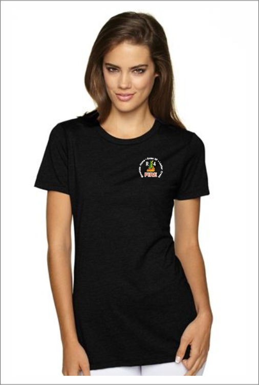 Z2712 E413 NextLevel Ladies Tee
