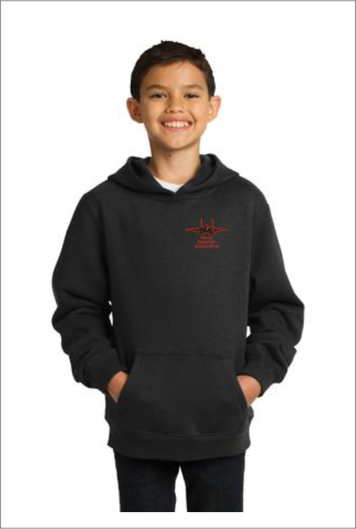 Z3203 494th Youth Pullover Hoodie