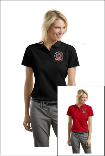 "Z3307 BD ""Shield"" Ladies Polo"