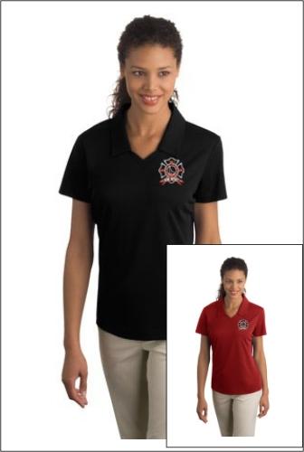 """Z3313 BD """"Shield"""" Ladies Nike Polo"""