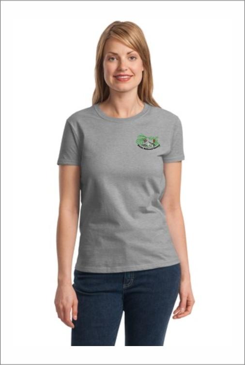Z4805 BNF EA Ladies SS Tee Shirt