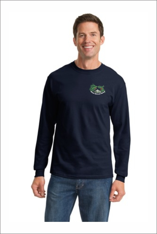 Z4807 BNF EA LS Tee Shirt