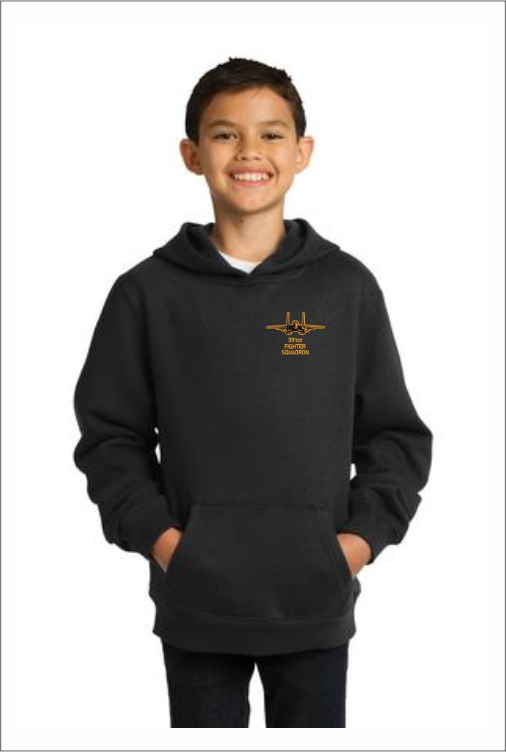 Z5404 391st Youth Pullover Hoodie