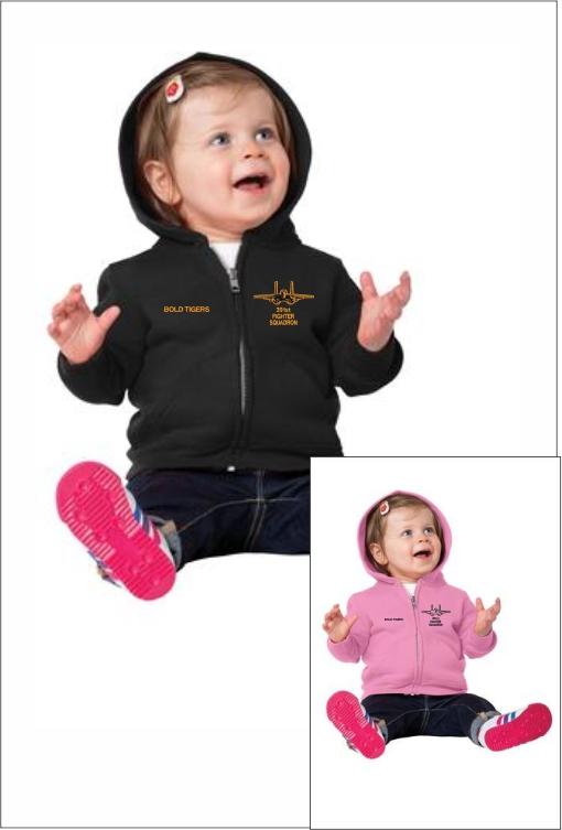 Z5405 391st Infant Full Zip Hoodie