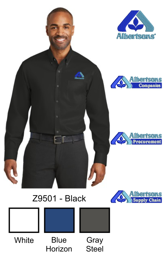 Z9501 Red House® Non-Iron Twill Shirt