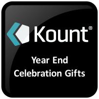 Kount Year End Celebration Gifts